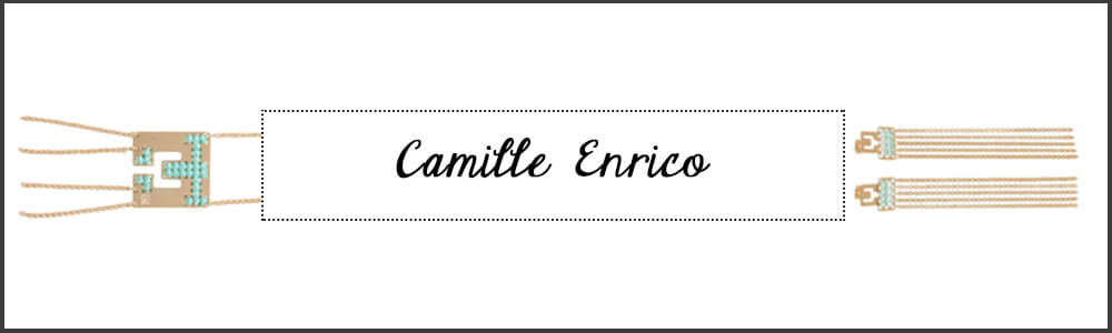 Bijoux Camille Enrico