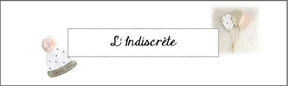 Bijoux L'Indiscrète