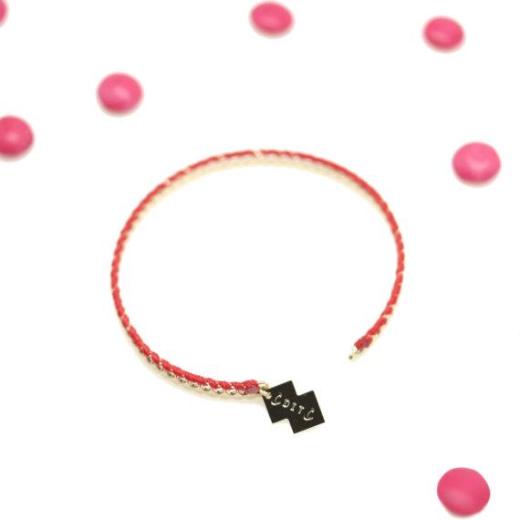 bracelet-fantaisie-createur-rouge