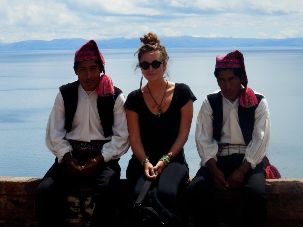 Créatrice Camille Enrico voyage autour du monde