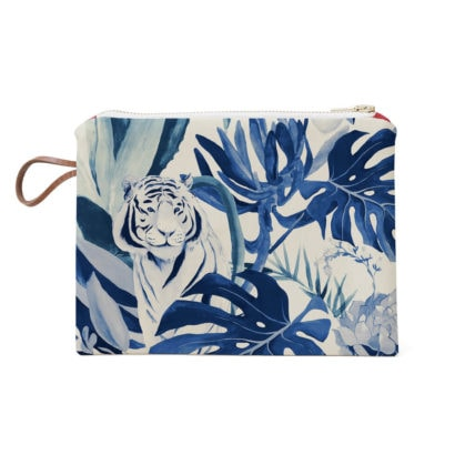 Pochette made in France de Maison Baluchon, en vente chez Poisson Plume