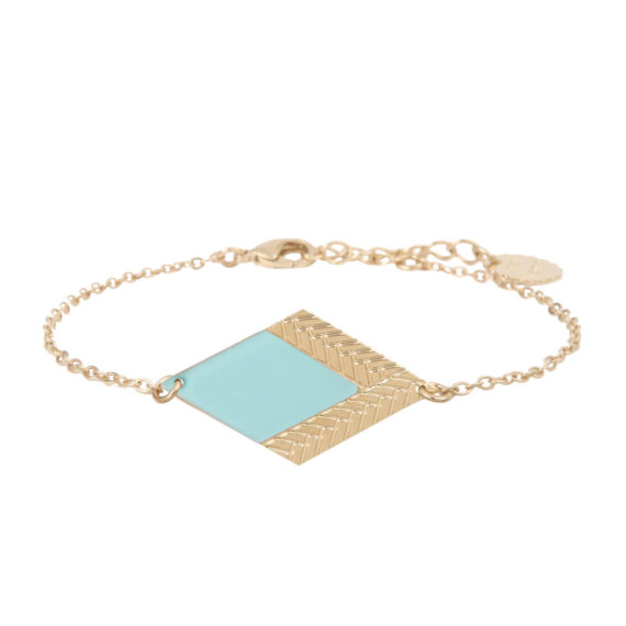 Bracelet fantaisie de créatrice, chez Poisson Plume