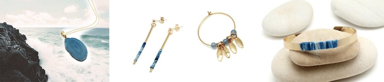 bijoux fantaisie de créatrice Azucar