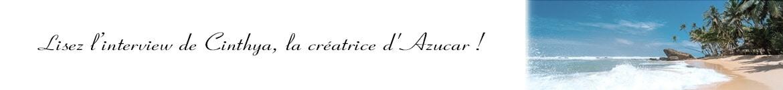 Interview de créatrice : Azucar bijoux