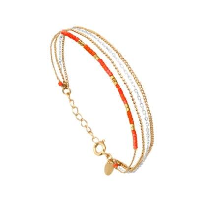 "Bracelet de créateur Caroline Najmna, nommé ""Alexandra"""