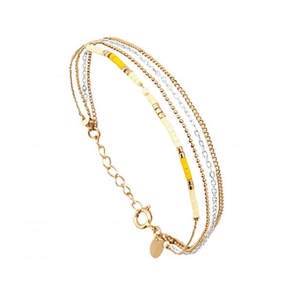 Bracelet Alexandra en perles miyuki