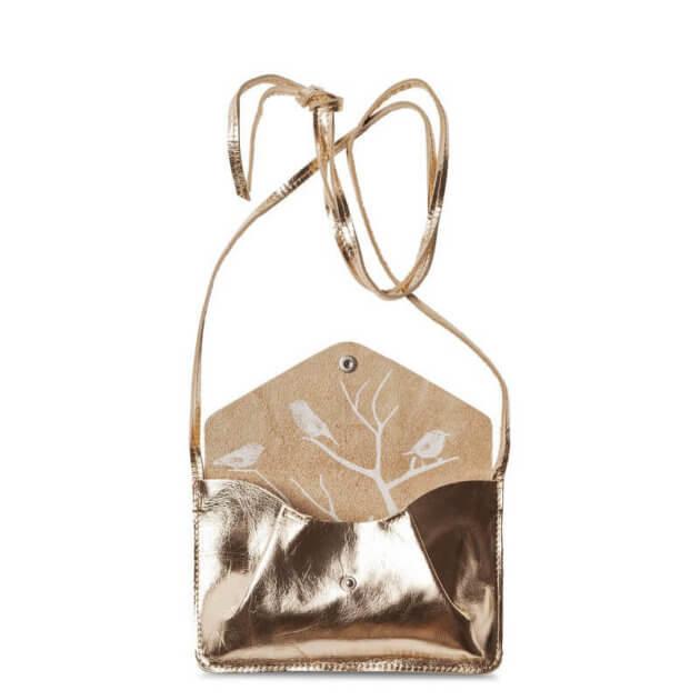 sac pochette bandouliere en cuir