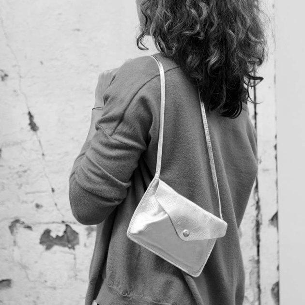 petit sac en cuir de qualité