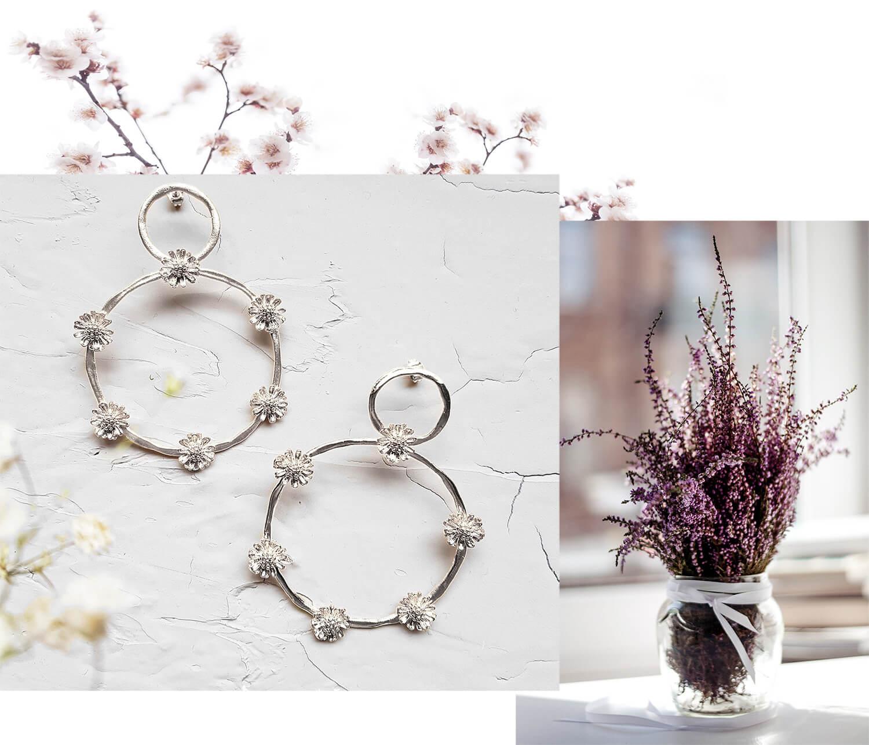 MARGUERITE LARGE partenariat Poisson Plume ete fleurs exclusivite