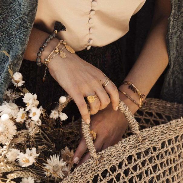 Bracelets inspiration Elise Tsikis Paris
