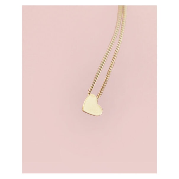 collier coeur CDC