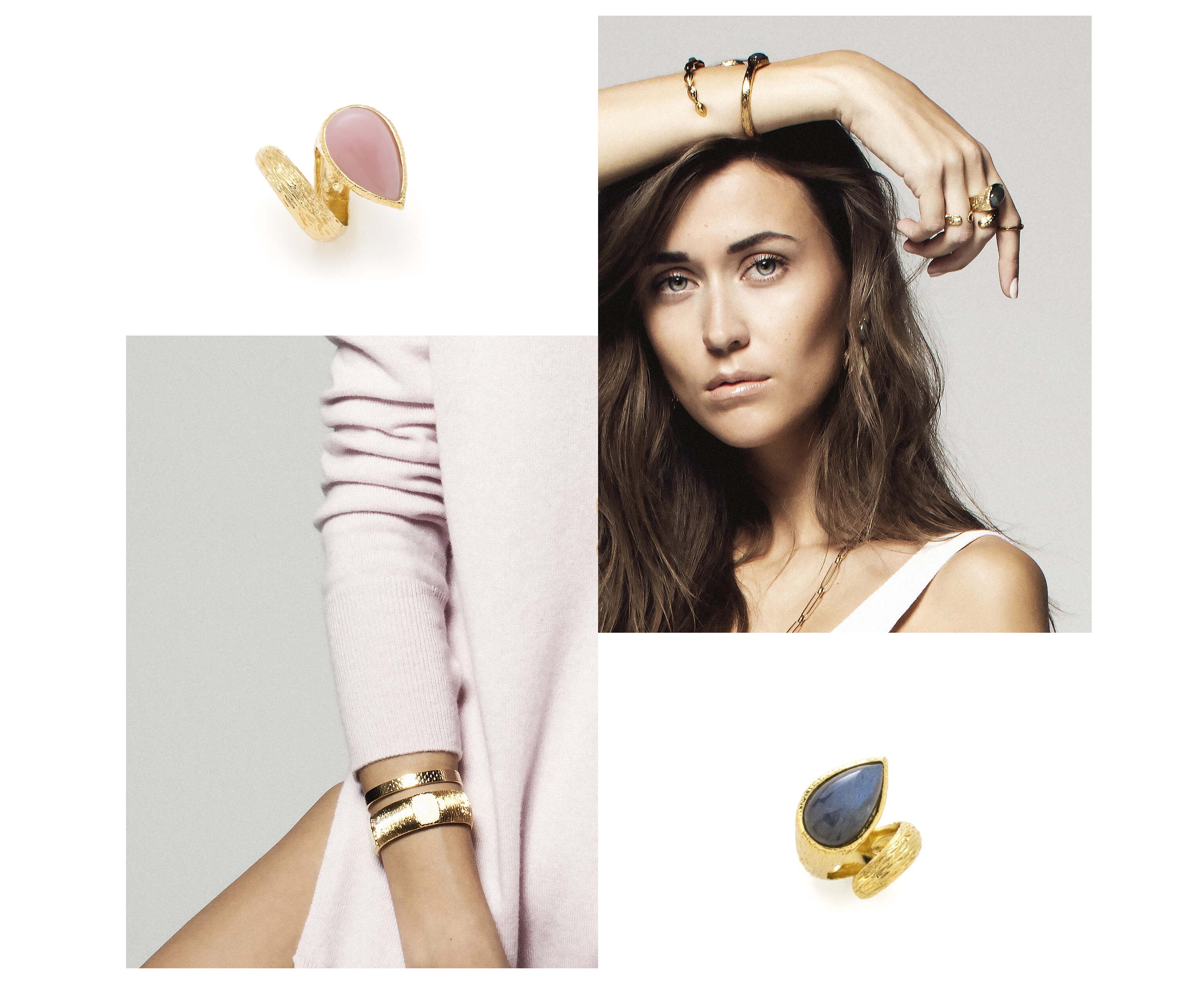Bijoux made in France de la créatrice Alexandra Margnat