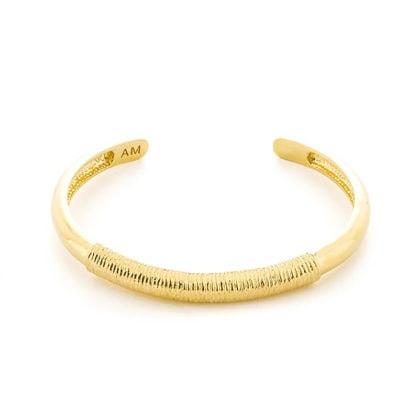 bracelet jonc fin Volga, de la créatrice Alexandra Margnat