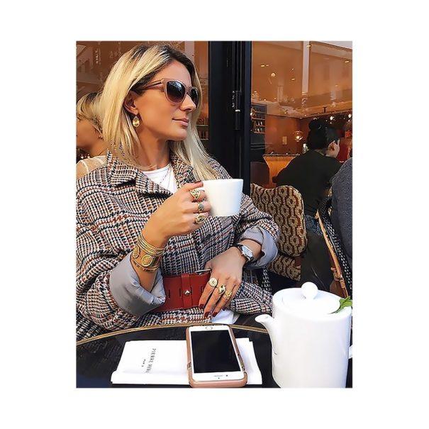 Dear Charlotte Paris café