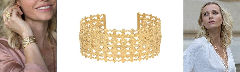 Nouvelle collection de bijoux Dear Charlotte, chez Poisson Plume
