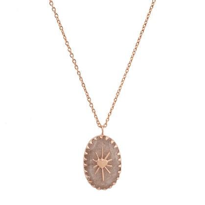 Collier en pierre naturelle alexiane bijoux chez poisson plume.