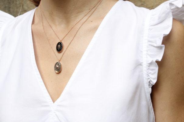 Bijoux de la collection Amulet Alexiane Bijoux chez PoissonPlume