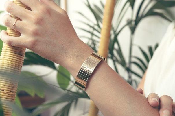 Bracelet paris chez Poisson Plume - bIjoux de créateurs