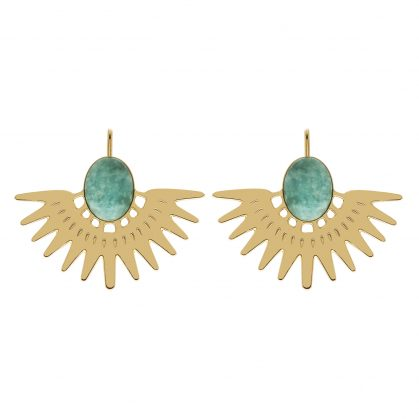 boucles cuzco amazonite laeti trema