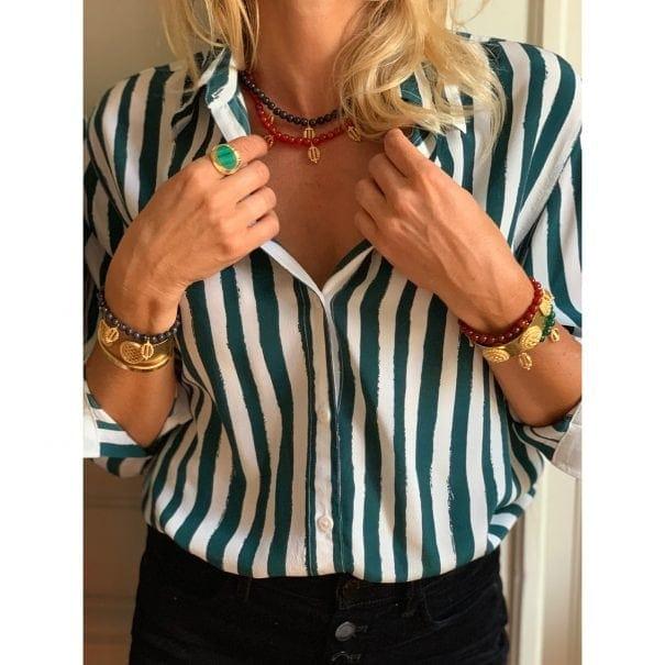collilers et bracelets pampilles de dear charlotte