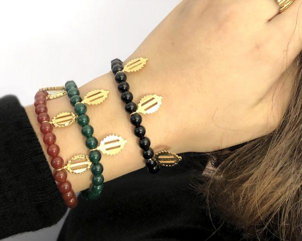 photos poisson plume bracelets dear charlotte
