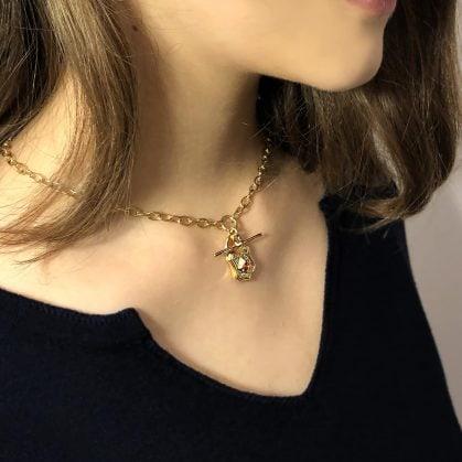 Collier Tego chez Poisson Plume bijoux
