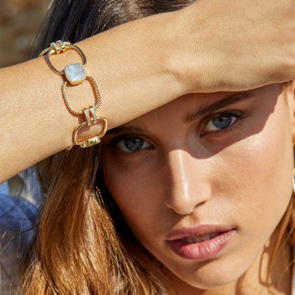 bracelet kaia nacre