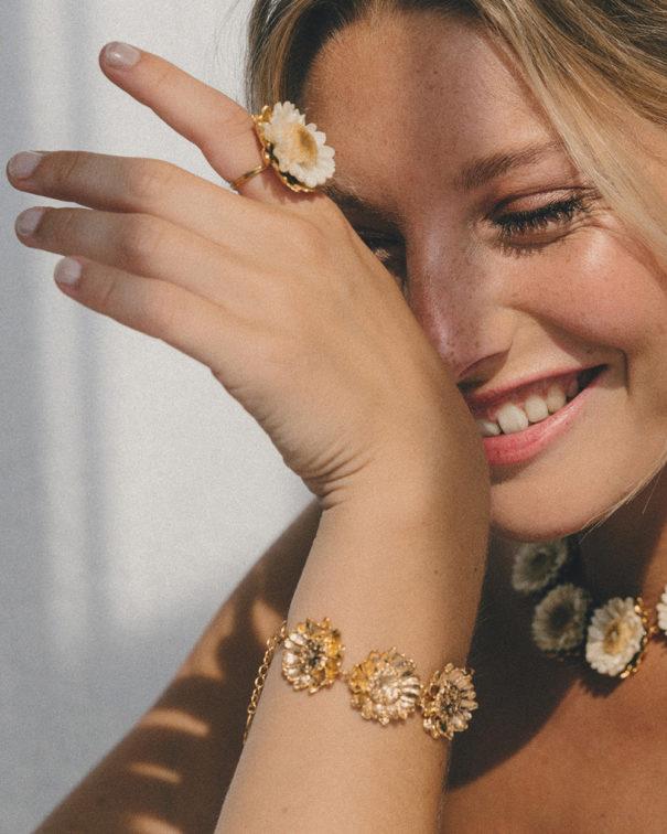 bracelet lices dore elise tsikis paris