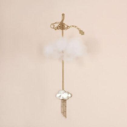 collier nuage vanina chez poisson plume bijoux christelle dit christensen