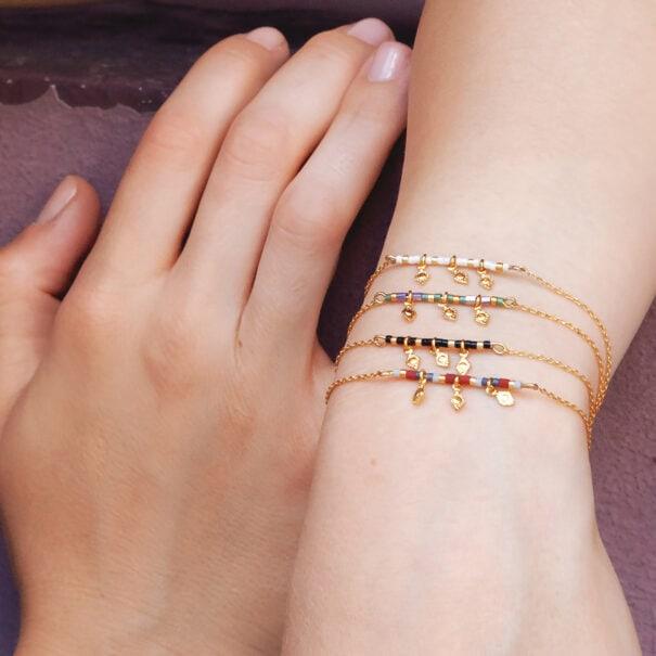 bracelet bloom pampilles les dissonances