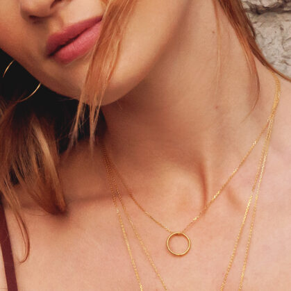 collier love mary cercle