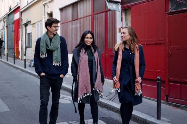 foulards krama héritage