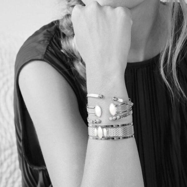 Jonc et bracelets aurelie joliff