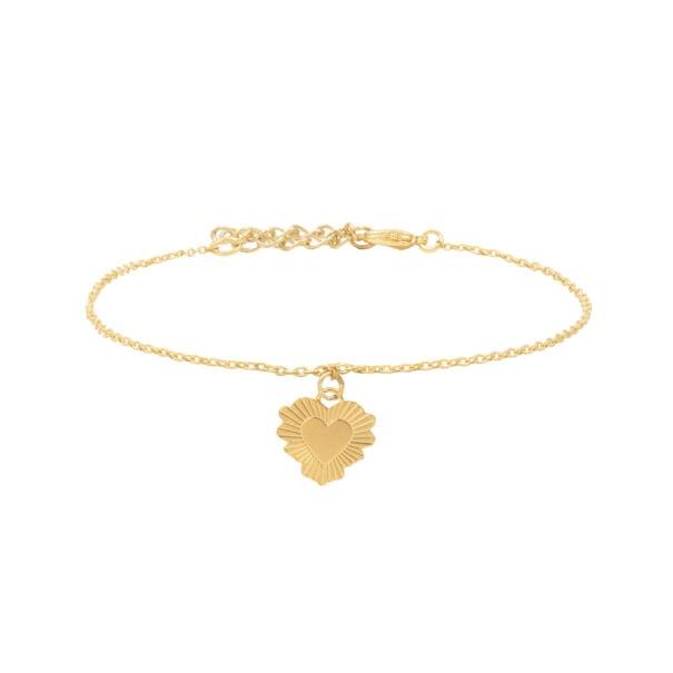 bracelet coeur grenadine les dissonances