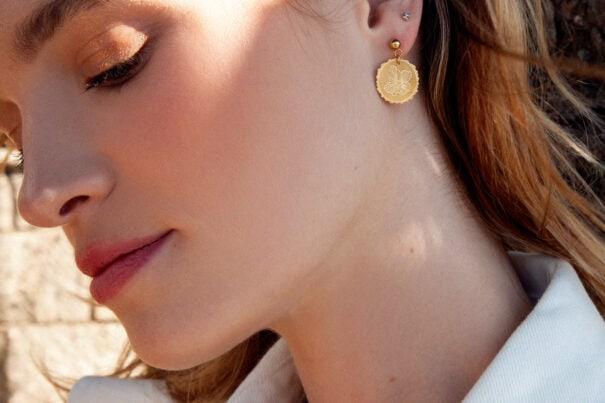 boucles d'oreilles bella les dissonances