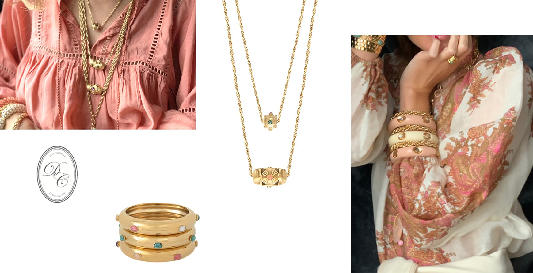 bijoux dear charlotte paris