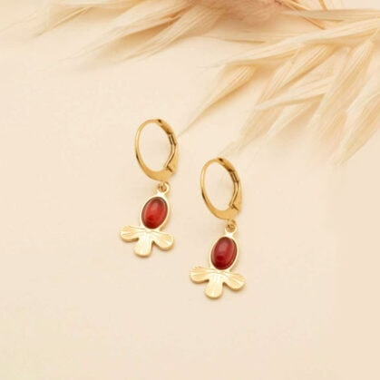 boucles little waikiki cornaline