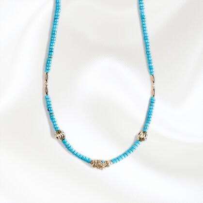 collier mohana turquoise