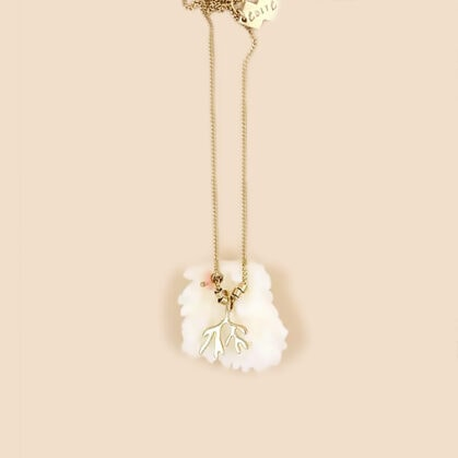 Collier corail inaia petite taille