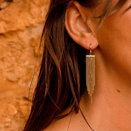boucles d'oreilles Maxina